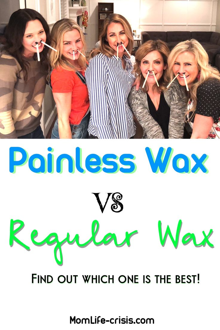 Does painless wax hurt?Does painless wax work?How about painless wax vs. normal waxing?We are going to answer these questions for you!And it's your lucky day, because we're testing out the waxes on some HOT men….our husbands!We think we saw some tears...and maybe even a little blood.OUCH!These mom's have an opinion on everything.We think you should know the TRUTH about painless wax!Enjoy the video and make sure you subscribe to MomLife Crisis!