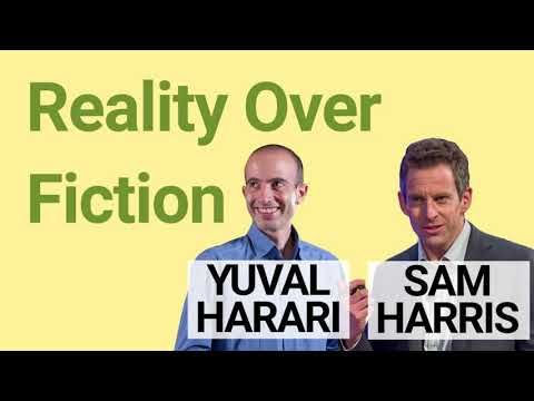 Sam Harris & Yuval Harari - Virtual Reality & Meaning of Life - http://LIFEWAYSVILLAGE.COM/meaningful-living/sam-harris-yuval-harari-virtual-reality-meaning-of-life/
