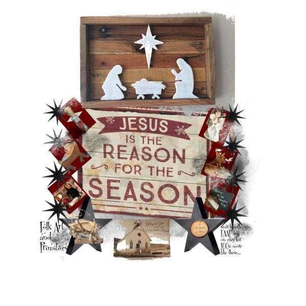 The Reason for the Season by rusticrevivals on Polyvore featuring interior, interiors, interior design, home, home decor, interior decorating, Lene Bjerre and House Doctor