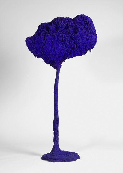 Yves Klein, 1962, The Tree