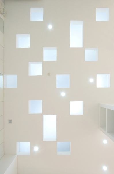 SAKO Architects Photographs: Misae Hiromatsu The 'CUBE TUBE' building in Jinhua, Zhejiang Province