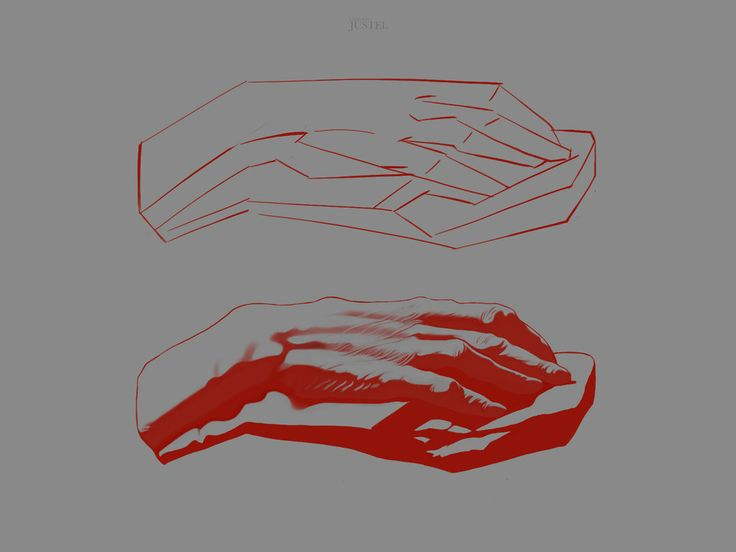 Bargue - Anatomy 2013 - 2D Version - Hand