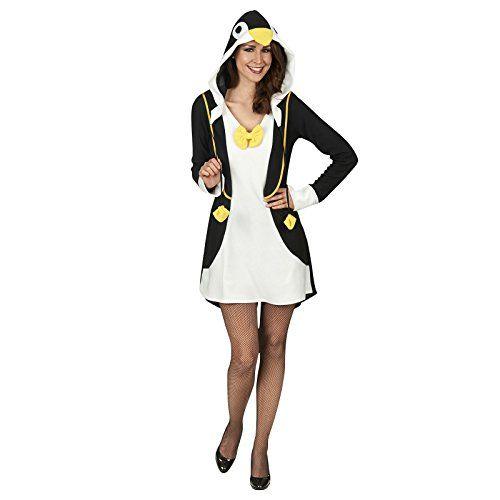 Pinguin Gloria Kostüm für Damen Gr. 44 46 - Süßes Tier Ko... https://www.amazon.de/dp/B0187Z5P1I/ref=cm_sw_r_pi_dp_x_GArBybDRFFTXZ