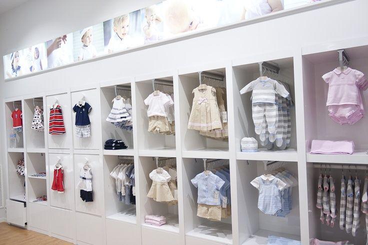 Dise o de tiendas de ropa para ni os google search for Decoracion de negocios de ropa