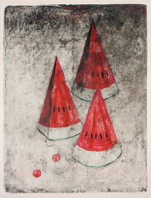 Rufino Tamayo (25 de agosto de 1899, Tlaxiaco, Oaxaca - 24 de junio de 1991, Ciudad de México) fue un pintor y muralista mexicano. En la obra de Tamayo se refleja su fuerza racional, emocional, instintiva, física y erótica. Su producción expresa sus propios conceptos de México.