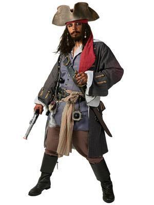Пирацкие вечеринки костюмы