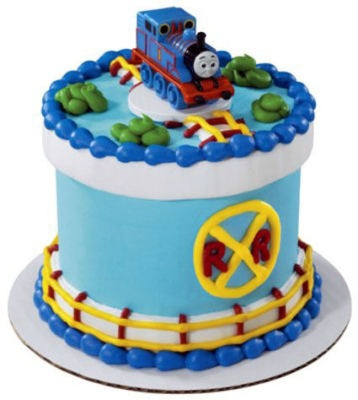 Thomas Tank Train Petite Cake Kit Mini Topper   eBay