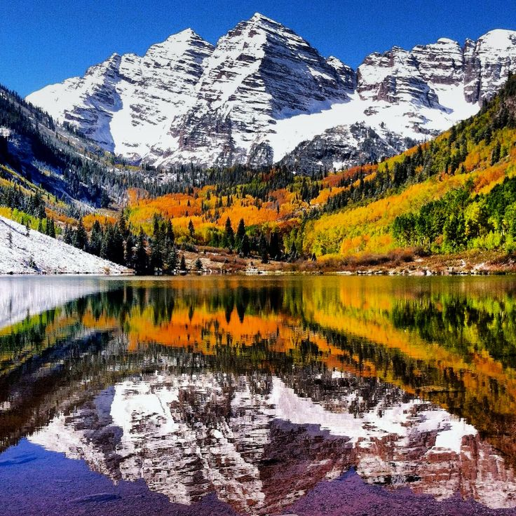 Maroon Bells, Aspen CO- fall colors | Feels like home ...