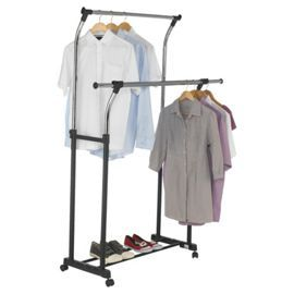 Tesco direct: Double Clothing Rail