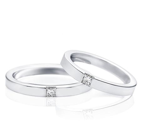 marriage-rings, Harry Winston