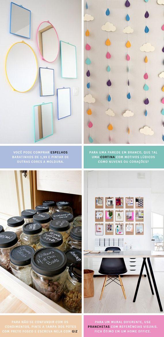 36 Best images about Decoração - meu quarto on Pinterest ...