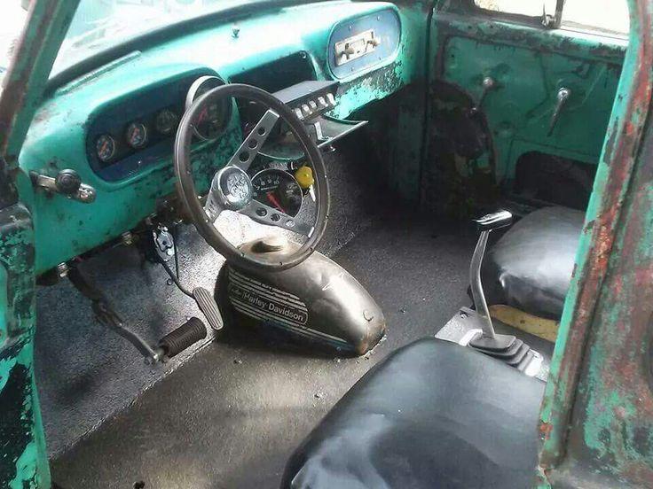 Pilot Sport Cup >> Rat rod ratrod dodge pilot house pilothouse pickup truck ...