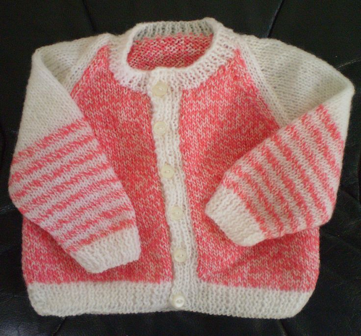 Cardigan for charity