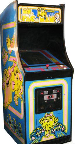 Ms. Pac-ManMs Pac, Pac Man Arcade, Games Room, Videos Games, Arcade Machine, Pacman Cabinets, Living Room, Arcade Games, Pacman Arcade