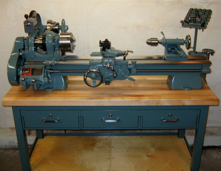 High Value Metalworking and CNC Brands  Larry  South bend lathe Lathe Metal working
