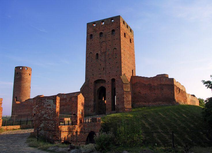 Zamek książąt mazowieckich w Czersku 1 - Zamek książąt mazowieckich w Czersku – Wikipedia, wolna encyklopedia