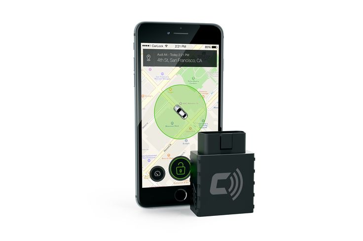 CARLOCK - Advanced Real Time Car Tracker & Alert System. Comes with Device & Phone App. Easily Tracks Your Car In Real Time & Notifies You Immediately of Suspicious Behavior. OBD Plug&Play