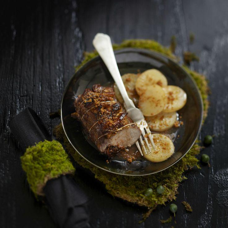 Découvrez la recette Filet de biche aux figues, sauce pain d'épices sur cuisineactuelle.fr.