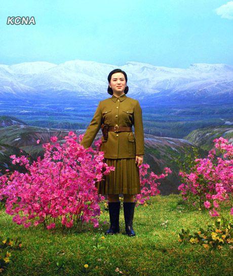 "fuckyeahmarxismleninism: ""December 24, 1919: Birthday of Comrade Kim Jong Suk, fighter for Korean independence, revolutionary communist and guerrilla leader."""