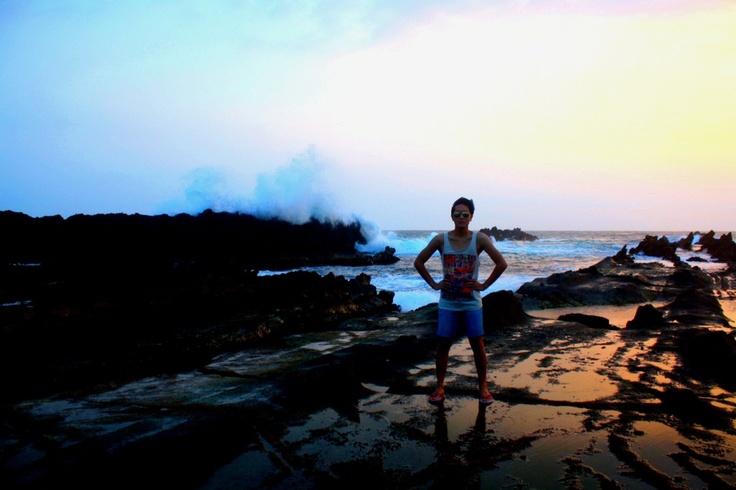 Tanjung Layar, Sawarna Beach, Banten, West Java