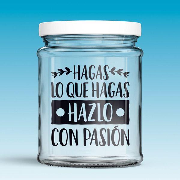 Vinilos Decorativos: Hagas lo que hagas hazlo con pasión 0