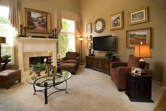 A Lovely Transitional Living Room Dazzling Designs Llc Donna Brown Northville Mi Dazzling