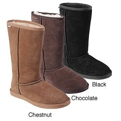 @Overstock - Treat your feet right with comfortable suede boots from Pawz by bearpaw  Boot boasts genuine suede leather upper  Women's footwear keeps your toes toasty with cozy Merino wool lininghttp://www.overstock.com/Clothing-Shoes/Pawz-by-bearpaw-Womens-Paradise-12-inch-Classic-Boots/4422101/product.html?CID=214117 $69.99