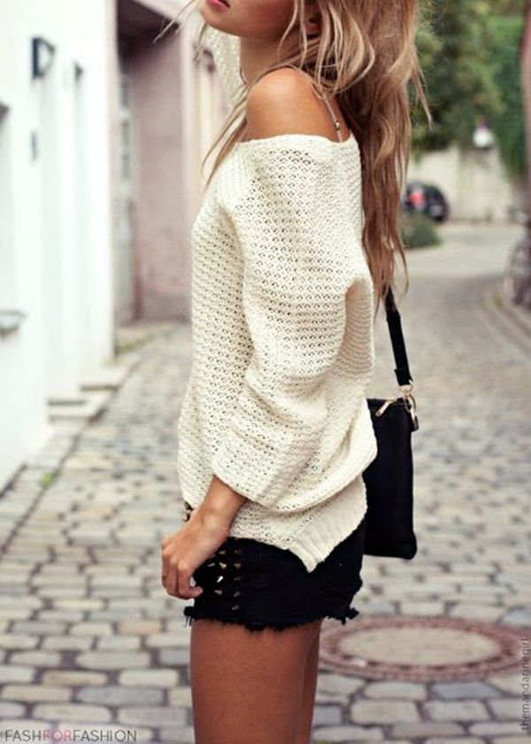 Teen Girl Casual Chic Outfits:  Cute casual chic outfits remain in demand throughout the year.