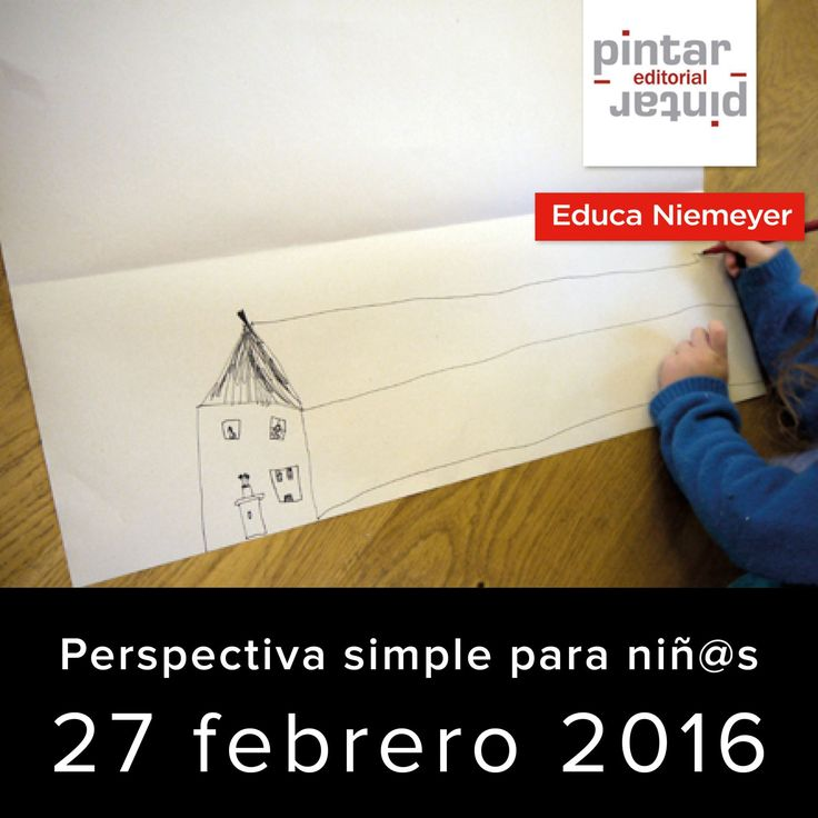 27 de febrero: Perspectiva simple para niñ@s
