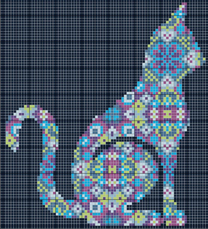 gazette94: free pattern                                                                                                                                                                                 More