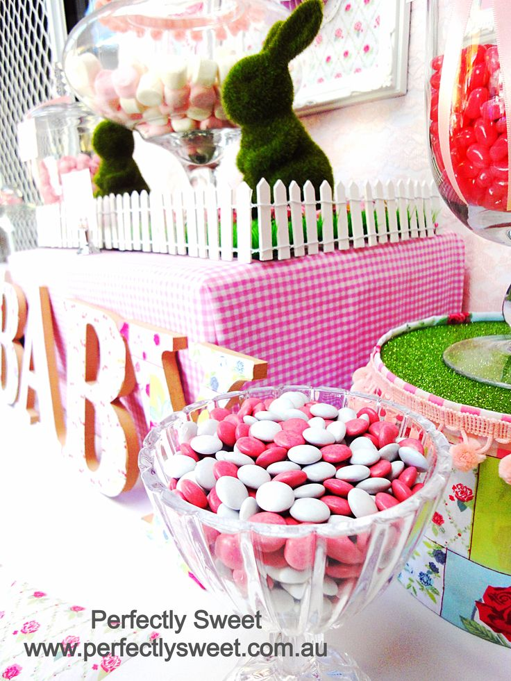 Baby shower by perfectly sweet