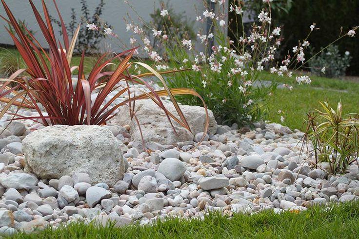 Les 24 meilleures images propos de idees de jardin for Amenagement jardin mineral