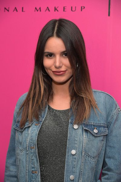 Madison Reed at the NYX Professional Makeup and Samsung VR Launch Party at Beauty & Essex on December 14, 2017 in Los Angeles, California.