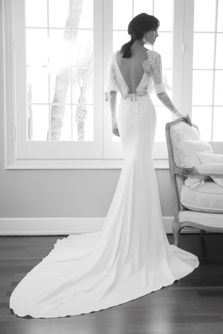 LATISHA dress from Alessandra Rinaudo Bridal Couture 2018 Collection