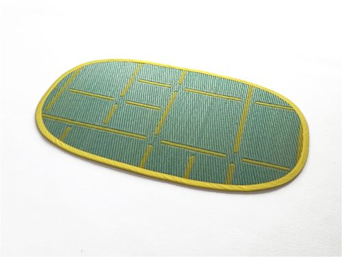Door mat MACHI-MACHI 47 × 80 green