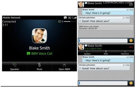 El nuevo BlackBerry Messenger permite hacer llamadas por WiFi - http://www.leanoticias.com/2012/11/14/el-nuevo-blackberry-messenger-permite-hacer-llamadas-por-wifi/