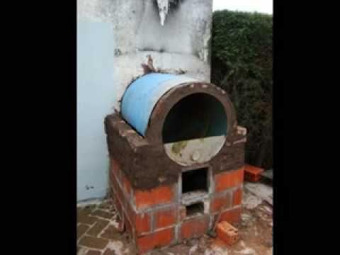 M s de 1000 ideas sobre hornos de ladrillo en pinterest - Construir horno de lena ...
