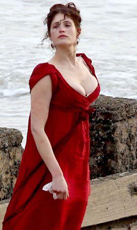 Byzantium, Gemma Arteton, Period costume, costume maker, Jane Law costumier