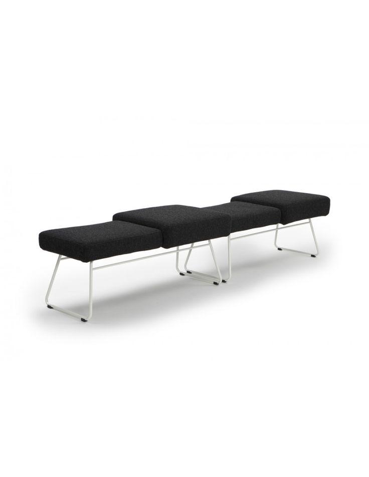 Inari-B2 bench, design Yuki Abe