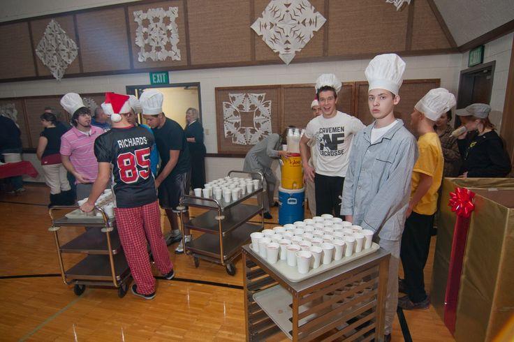 Harper Hoorahs: Best Ward Christmas Party Ever