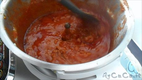 Ragù alla bolognese, cottura lunga, con Cuisine Companion – Videoricetta