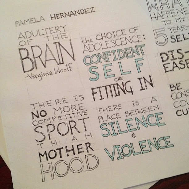 Adultery of the Brain, Pamela Hernandez #tedxomaha with @nmhicks by bluekdesign, via Flickr