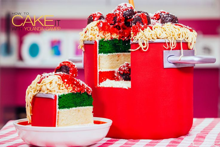 Yolanda Gammp Cakes