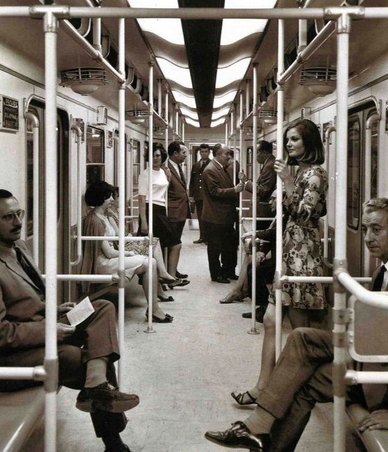 El Metro de Madrid pasaba con más frecuencia en 1919 que ahora (y otras 14 cosas que han cambiado) | Verne EL PAÍS