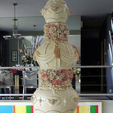 Vintage cake!