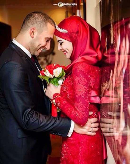 bonitos casais muçulmanos fotos