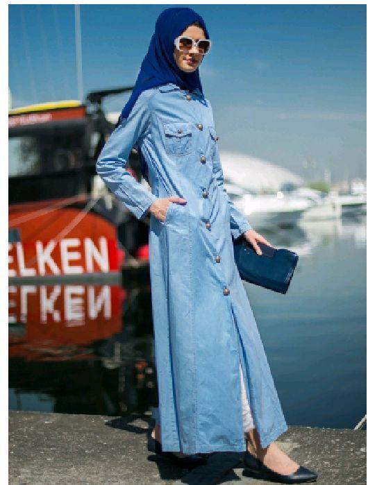 Turkish Jean's Jilbab 6