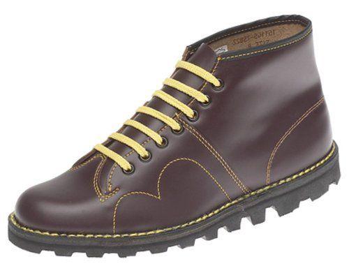The Original Monkey Boot, Retro Style…