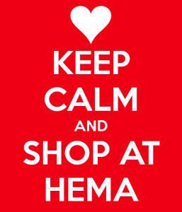 We love HEMA