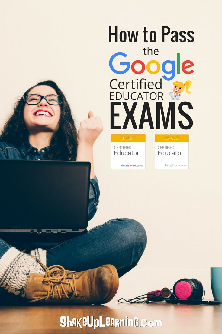 How to Pass the Google Certified Educator Exams: Who set a goal to become a Google Certified Educator in 2017? Becoming a Google Certified Educator can be intimidating and confusing. The program has grown, evolved, and changed over the last couple years. So to be sure you have the most accurate information, and that you know what to expect, I have put together these twelve tips to help you pass the Google Certified Educator Exams. These tips may seem simple at first glance, but be sure that…